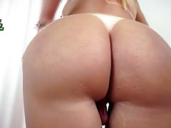 Sexy Monique is a beautoful Brazilian tgirl with an amazing body, big boobs, a magnificent ass and a thick hard cock! Watch this hot transsexual stroking her sexy big cock!